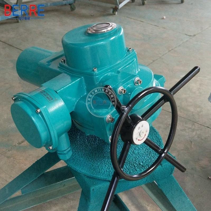 揚州貝爾Q10-1W戶外型閥門電動裝置