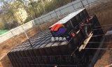 陕西榆林地埋式箱泵一体化厂家现场调试