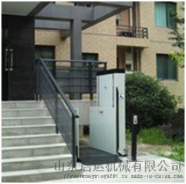 适用于家庭无障碍设备垂直电梯残疾人  升降平台