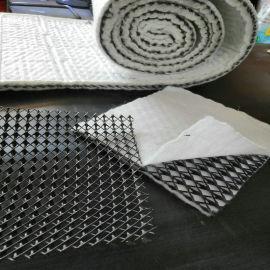 三维土工排水网4mm厚应用效果