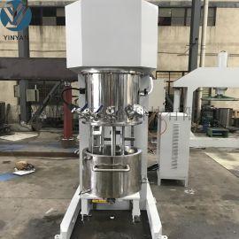 液体密封胶混合搅拌机 高粘度行星混合搅拌机