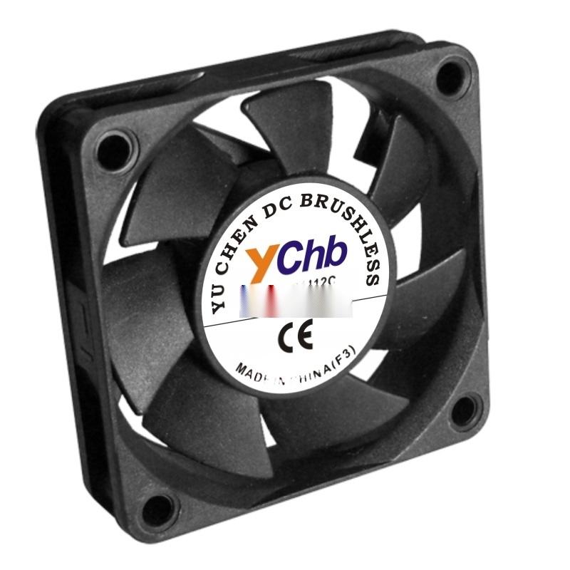 24V移动硬盘DC静音散热风扇,风扇