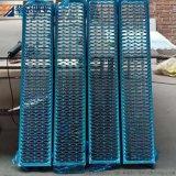 廠家定做鱷魚嘴防滑板屋頂鋁合金走道板齒形防滑登梯