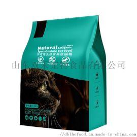 貝可恩成貓糧 三種鮮肉+果蔬 低鹽低油