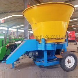 草捆秸秆粉碎机生产厂家,全自动旋切式秸秆粉碎机