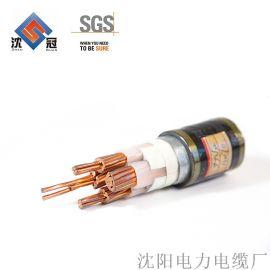 沈阳电力电缆厂,yjv22国标铜芯电线