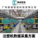 广州德诚智能科技-注塑机数据采集系统-注塑数据采集