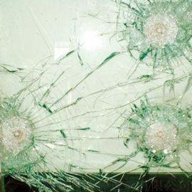 防弹玻璃保险柜玻璃钢化玻璃