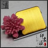 廠家直銷304發紋電鍍鈦金色不鏽鋼板