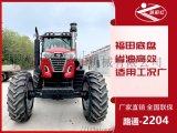 商丘220马力路通轮式农用拖拉机