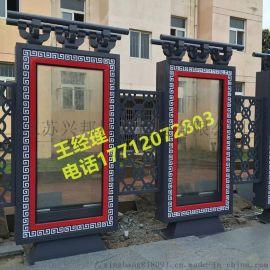 江苏盐城路名牌广告灯箱厂家生产