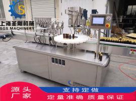 杭州塑料口服液瓶自动灌装机