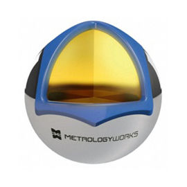 API激光跟踪仪靶球/金属防摔跟踪仪靶球