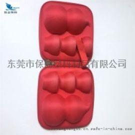 东莞保益生产eva异形弧度包装盒热压加工