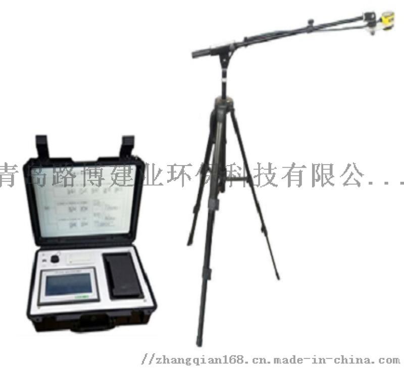 路博LB-6200便携式超声波明渠流量计流量监测对比