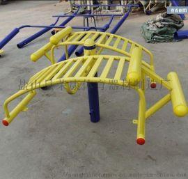 衡阳市户外健身器材现场施工