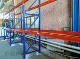 深圳橫樑貨架倉庫貨架托盤重型貨架儲存量大鋼架