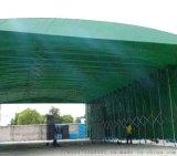 西安中贊專業生產推拉帳篷 工廠帳篷 物流帳篷