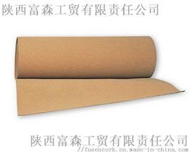 **0.80mm厚软木卷材用于做留言板