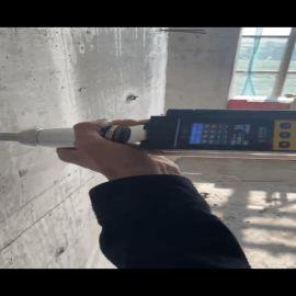 中德 混凝土增强剂 标号低水泥改善 施工图片