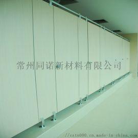 抗倍特二代板厕所隔板 成品公共卫生间隔断板材