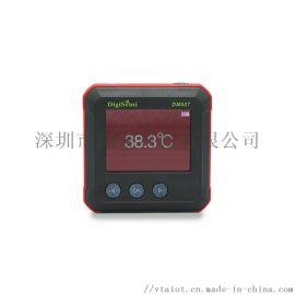 DM607体温筛查测温仪 非接触式智能红外感应测温仪 可测额温腕温