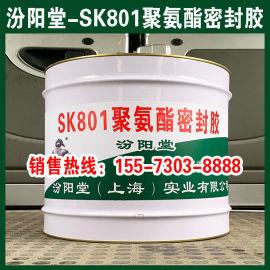 SK801聚氨酯密封胶、防腐,防漏,防潮,性能好