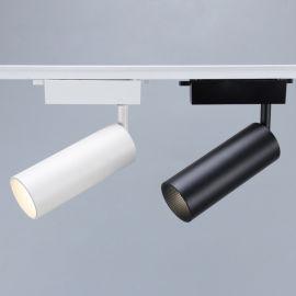 室内照明led轨道灯 可调光防眩晕射灯