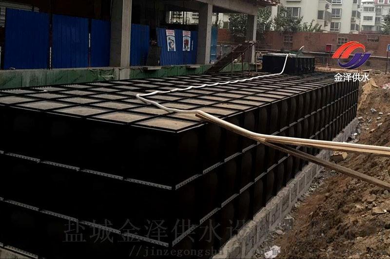 地埋式箱泵一體化幾種供水方式對比