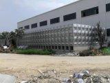 江蘇泰州屋頂箱泵一體化雙系統設備
