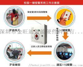 深安集团一键式报警设备-无线联网报警装置