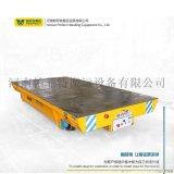 36V低壓軌道電動平板車絕緣軌道可在室內外使用