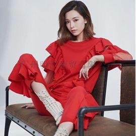 2020年女装品牌艾安琪折扣春装一手货源