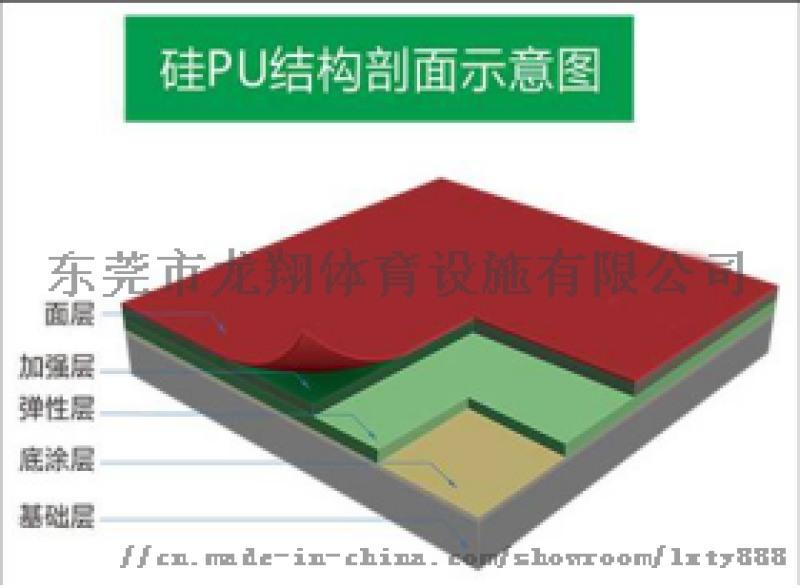 矽PU籃球場。運動球場鋪設,球場材料加工生產