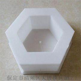 六角块塑料模具