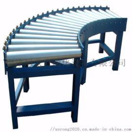 供应不锈钢滚筒输送线装车缷货滑梯神器