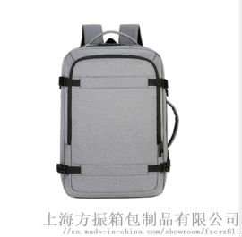 背包休闲商务电脑包韩版时尚潮流书包旅行双肩包定做