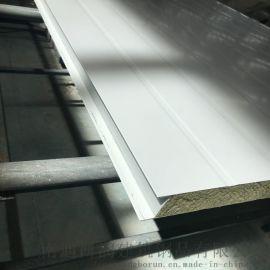 聚氨酯夹芯板 厂家直销南通博润专业生产彩钢夹芯板