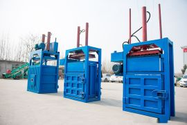 凌海金属打包机 立式液压打包机厂家