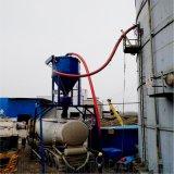 無塵環保粉料清庫機 氣力吸灰機 負壓粉煤灰裝車機