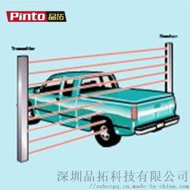 高速公路光栅分车器厂家 深圳红外线车辆检测器