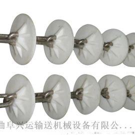 加料机 管链式粉体输送机管链机 六九重工管链输送机