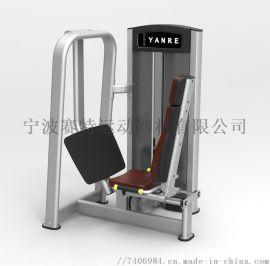 阳锐核心力量训练器材坐姿蹬腿训练机