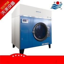 蒸汽加热快速高效烘干机,大型床单烘干设备