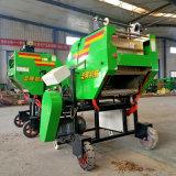 玉米秸稈包膜機 飼料圓捆青貯機 青儲玉米打包機