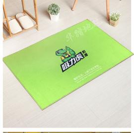 定制广告礼品地垫3D高清彩印地垫门垫厨房门厅地毯定制厂家