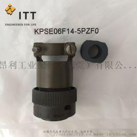 KPSE06F14-5PZF0 ITT  连接器