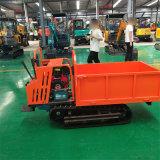 華科生產 農用自卸爬山虎履帶運輸車 水田履帶運輸車
