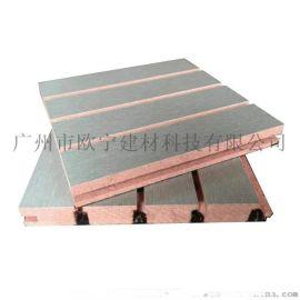 隔热槽孔木质吸音板 防火吸音板厂家