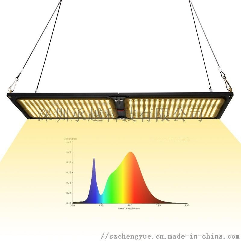 全光谱qb576量子板288W植物生长灯